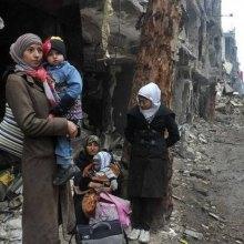 غیرنظامیان - سازمان ملل: ۱۳ میلیون سوری نیازمند کمکرسانی هستند