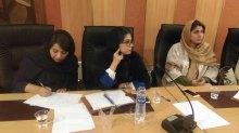 برگزاری کارگاه آموزشی «راه کارهای مداخله، پیشگیری، کاهش و درمان خشونت مبتنی بر جنسیت» - 1. پیشگیری و درمان خشونت (2)