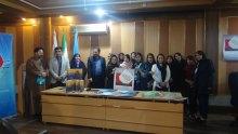 برگزاری کارگاه آموزشی «راه کارهای مداخله، پیشگیری، کاهش و درمان خشونت مبتنی بر جنسیت» - 2. پیشگیری و درمان خشونت (1)