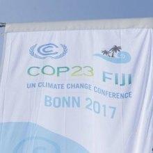 - افتتاحیه کنفرانس اقلیمی سازمان ملل در شهر بن