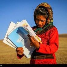 ��������-�������� - اهدای پنج هزار جلد کتاب به دانش آموزان عشایری