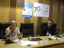 برگزاری دوره جامع آموزشی و شبیهسازی شورای حقوقبشر همزمان با روز جهانی حقوق بشر - گزارش گزارشگر اقدامات زورمدارانه خانم عرضی (3)