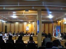 برگزاری دوره جامع آموزشی و شبیهسازی شورای حقوقبشر همزمان با روز جهانی حقوق بشر - گزارش گزارشگر اقدامات زورمدارانه خانم عرضی (2)