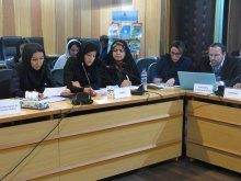 برگزاری دوره جامع آموزشی و شبیهسازی شورای حقوقبشر همزمان با روز جهانی حقوق بشر - قرایت بیانیه کشورها و سمنها (2)