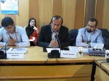 برگزاری دوره جامع آموزشی و شبیهسازی شورای حقوقبشر همزمان با روز جهانی حقوق بشر - قرایت بیانیه کشورها و سمنها (7)