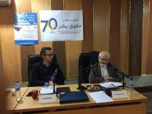 برگزاری دوره جامع آموزشی و شبیهسازی شورای حقوقبشر همزمان با روز جهانی حقوق بشر - رییس مرکز آموزش وزارت خارجه دکتر کاظم سجادپور (2)
