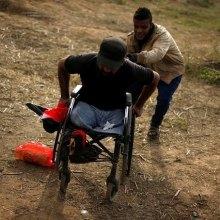 غزه - کشته شدن جوان معلول فلسطینی غیرقابلتوجیه است