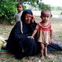 ����������������-���������������� - مسلمانان روهینگیا؛کشتار و آوارگی در 2017 و آینده ای مبهم در پیش رو