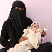 کودکان-یمن - سال ۲۰۱۷ سال وحشتناکی برای کودکان یمن بود