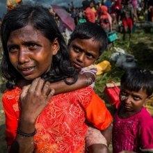 میانمار - امتناع سوچی از صحبت درباره تجاوز به روهینجاییها