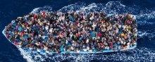 مهاجر - جان باختن بیش از 3000 مهاجر در دریای مدیترانه در سال 2017
