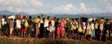 سازمان-ملل - هشدار سازمان ملل متحد درباره فقدان شرایط امن برای بازگشت آوارگان روهینگیایی به میانمار