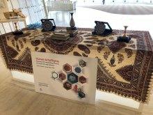 برپایی نمایشگاه هنرهای دستی اقلیتها و اقوام ایرانی در سازمان ملل متحد - Human Arts.Rights Exhibition (2)