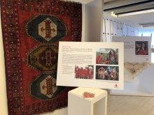 برپایی نمایشگاه هنرهای دستی اقلیتها و اقوام ایرانی در سازمان ملل متحد - Human Arts.Rights Exhibition (3)