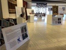 برپایی نمایشگاه هنرهای دستی اقلیتها و اقوام ایرانی در سازمان ملل متحد - Human Arts.Rights Exhibition (8)