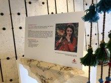 برپایی نمایشگاه هنرهای دستی اقلیتها و اقوام ایرانی در سازمان ملل متحد - Human Arts.Rights Exhibition (12)