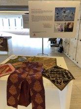 برپایی نمایشگاه هنرهای دستی اقلیتها و اقوام ایرانی در سازمان ملل متحد - Human Arts.Rights Exhibition (16)