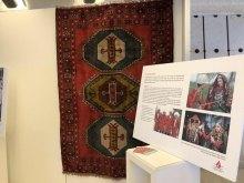 برپایی نمایشگاه هنرهای دستی اقلیتها و اقوام ایرانی در سازمان ملل متحد - Human Arts.Rights Exhibition (19)