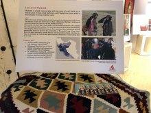 برپایی نمایشگاه هنرهای دستی اقلیتها و اقوام ایرانی در سازمان ملل متحد - Human Arts.Rights Exhibition (18)