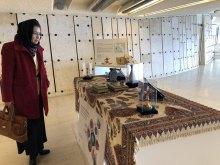برپایی نمایشگاه هنرهای دستی اقلیتها و اقوام ایرانی در سازمان ملل متحد - Human Arts.Rights Exhibition (20)