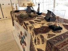 برپایی نمایشگاه هنرهای دستی اقلیتها و اقوام ایرانی در سازمان ملل متحد - Human Arts.Rights Exhibition (21)