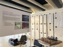 برپایی نمایشگاه هنرهای دستی اقلیتها و اقوام ایرانی در سازمان ملل متحد - Human Arts.Rights Exhibition (22)