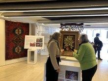 برپایی نمایشگاه هنرهای دستی اقلیتها و اقوام ایرانی در سازمان ملل متحد - Human Arts.Rights Exhibition (25)
