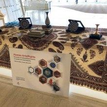ژنو - برپایی نمایشگاه هنرهای دستی اقلیتها و اقوام ایرانی در سازمان ملل متحد