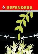 نشریه مدافعان پاییز 2011 زمستان 2012 - Defenders. jeld. Autumn 2011 & Winter 2012