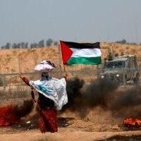 غزه - تظاهرات