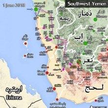 دیده-بان-حقوق-بشر - تاثیر مخرب درگیریهای الحدیده بر غیرنظامیان یمن
