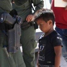 �������������� - جدا کردن کودکان مهاجران غیرمجاز