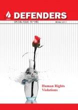 نشریه مدافعان شماره زمستان 2011 - DEFENDERS. jeld Winter 2011