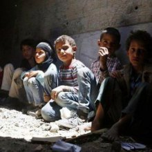 کودکان-یمن - یونیسف کشته شدن ۱۹ کودک یمنی را محکوم کرد