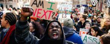 آمریکا - پلیس آمریکا و رفتارهای خشونت آمیز