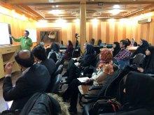 دوره آموزشی UPR و گزارشنویسی ویژه دور سوم بررسی دورهای وضعیت حقوق بشر ایران» - دوره آموزشی UPR
