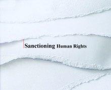 تحریم حقوق بشر - Sanctioning