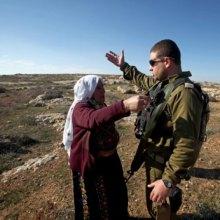 ������������ - اسرائیلیها 15 خانواده فلسطینی را از منازلشان بیرون کردند