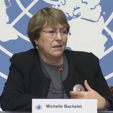 سازمان-ملل - نگرانی شدید کمیسر سازمان ملل از وضعیت مهاجران دربند آمریکا