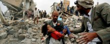 کودکان - سازمان ملل و جنگ یمن