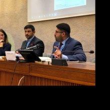 ژنو - تلاش سمنهای ایرانی برای توجه دادن شورای حقوق بشر به موضوع تحریمها