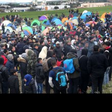 خشونت فزاینده اروپا در حق پناهجویان - پناهنده