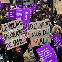 �������� - بحران قتل زنان در فرانسه/ قتل 121 زن در 10 ماه