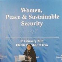 ایران در گزارش ۲۰۱۹ زنان، صلح و امنیت - زنان. صلح
