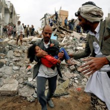 یمن - تحقیق دادگاه کیفری بینالمللی در مورد سلاحهای ائتلاف عربی