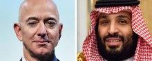 ولیعهد عربستان سعودی و هک تلفن همراه رئیس شرکت آمازون - jeff bezos