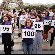 قتل زنان؛ پدیده ای رو به رشد در فرانسه - فرانسه