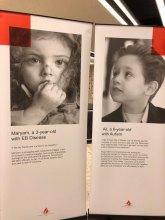 نمایش رنج کودکان بیمار ایرانی در سازمان ملل متحد - 1.E.B