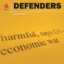 نشریه مدافعان(Defenders) زمستان 98 منتشر شد - Defenders 2020