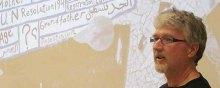مصاحبههای اختصاصی: بررسی مناقشه فلسطین و اسرائیل، توافق قرن و عادیسازی اخیر روابط امارات و اسرائیل - Bill V. Mullen